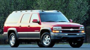 2000 Chevy Suburban