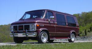 1991 GMC Vandura