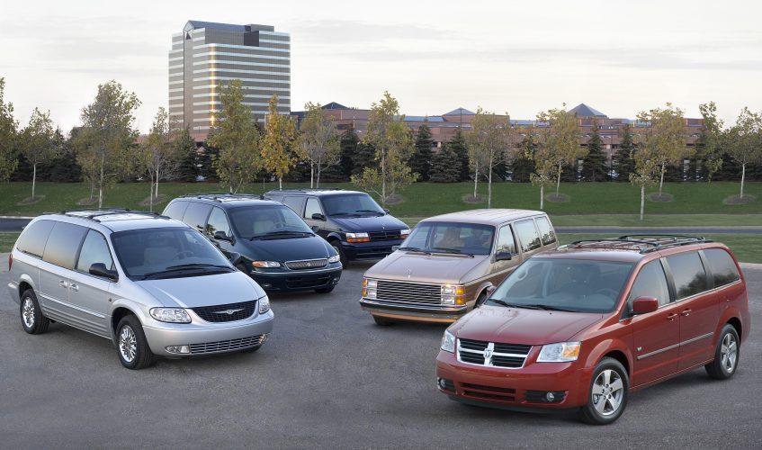 Plymouth Voyager i Dodge Caravan – królowie aut rodzinnych