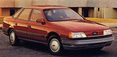 Ford Taurus 1-ej gen.