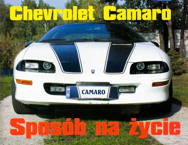 Chevrolet Camaro - Sposób na życie