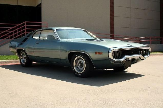 Plymouth Roadrunner 1971