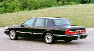 Lincoln Town Car 91-97