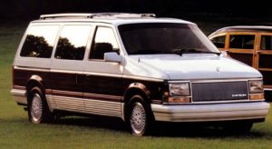 1990 Chrysler Town and Country